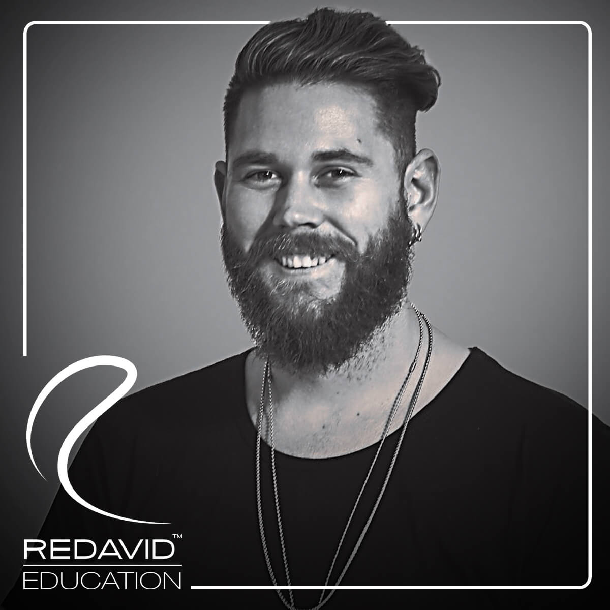REDAVID Salon Products - Facebook Icon - Shawn