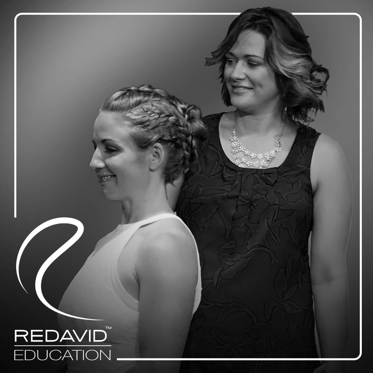 REDAVID Salon Products - Heather - Facebook Icon